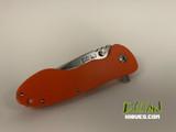 Cerakoted 6AL-4V Titanium in Hunter Orange