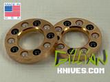 Premium Caged Bearings - Gillian Made