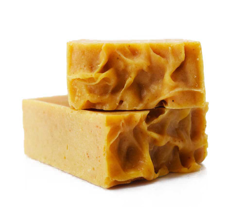 GLOW BABY GLOW!  Brighten your skin tone and even out your complexion with Eva Jenae Naturals Turmeric Complexion Bar!