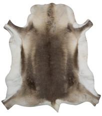 Reindeer Hide FRD010 (120cm x 115cm)Reindeer Hide FRD010 (120cm x 115cm)