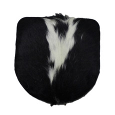 Tolix Cowhide Chair TOL05