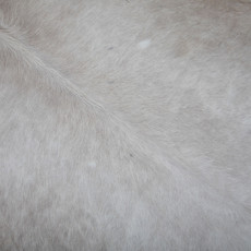 Brown & White Cowhide