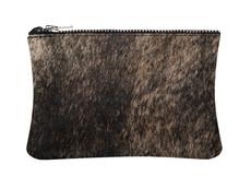 Brindle Cowhide purse