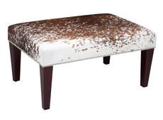 3ft x 2ft Cowhide Footstool / Ottoman FST064