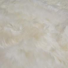 White Octo Large Sheepskin Rug