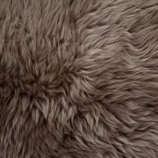 Taupe Octo Large Sheepskin Rug