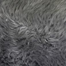 Silver Grey Octo Sheepskin Rug
