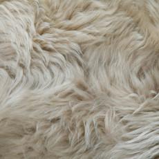 Oyster Octo Sheepskin Rug