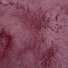Pink Double Sheepskin Rug