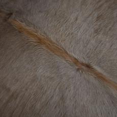 silver brown cowhide rug