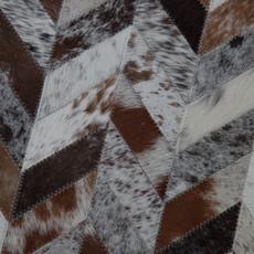 Patchwork Cowhide Rug PWL(BRN)001 (300cm x 200cm)