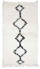 Moroccan Berber Rug BER124-S-21 (130cm x 70cm)