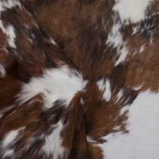 Cowhide Rug JUNE007-21 (210cm x 185cm)