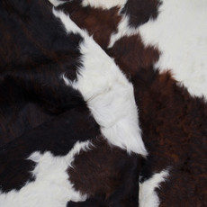 Tri Colour Cowhide Rug