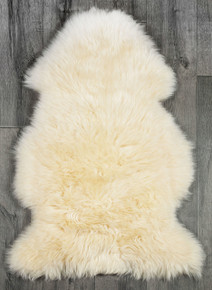 Champagne Single Sheepskin Rug
