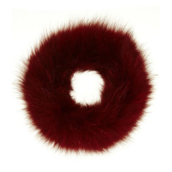 Red Fox Fur Headband FFH8014A-08.