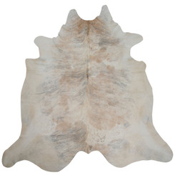 pale cowhide