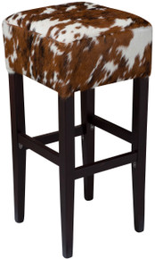 Bentley Cowhide Bar Stool BEN118