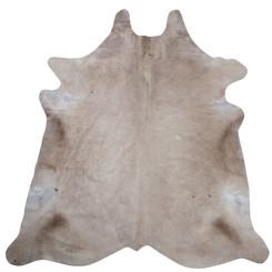 Single Colour Cowhide Rug