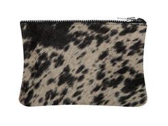 Black & White Cowhide purse