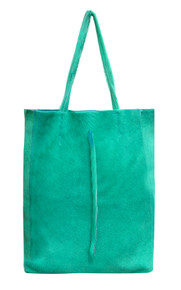 Cowhide Tote Bag
