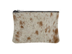 Small Cowhide Purse SP532 (10cm x 14cm)