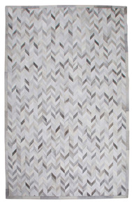 Patchwork Cowhide Rug PWLG012 (300cm x 200cm)