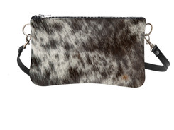 Cowhide Shoulder Bag DRB200 (15cm x 23cm)