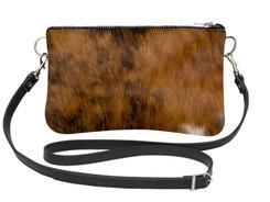 Cowhide Shoulder Bag DRB208 (15cm x 23cm)