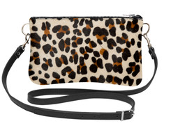 Cowhide Shoulder Bag DRB229 (15cm x 23cm)
