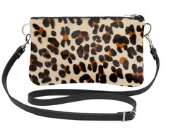 Cowhide Shoulder Bag DRB231 (15cm x 23cm)