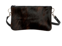Cowhide Shoulder Bag DRB237 (15cm x 23cm)