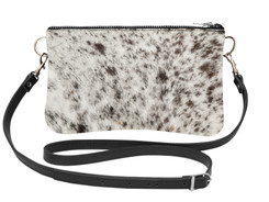 Cowhide Shoulder Bag DRB238 (15cm x 23cm)