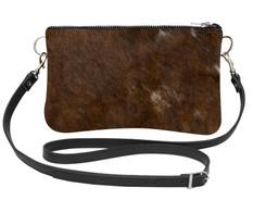 Cowhide Shoulder Bag DRB259 (15cm x 23cm)