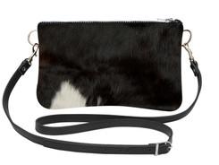 Cowhide Shoulder Bag DRB263 (15cm x 23cm)