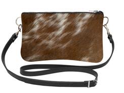 Cowhide Shoulder Bag DRB264 (15cm x 23cm)