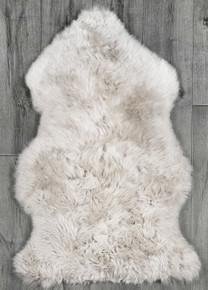 Stone Single Sheepskin Rug