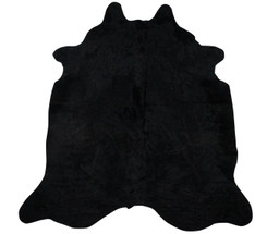 Single Colour Cowhide Rug