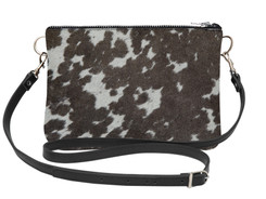 Large Cowhide Shoulder Bag LDRB100-21 (18cm x 23cm)