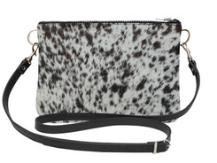 Large Cowhide Shoulder Bag LDRB102-21 (18cm x 23cm)