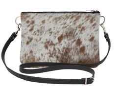 Large Cowhide Shoulder Bag LDRB108-21 (18cm x 23cm)