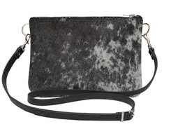 Large Cowhide Shoulder Bag LDRB111-21 (18cm x 23cm)