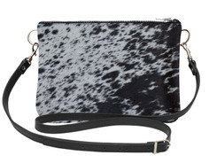 Large Cowhide Shoulder Bag LDRB119-21 (18cm x 23cm)