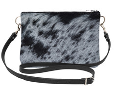 Large Cowhide Shoulder Bag LDRB121-21 (18cm x 23cm)