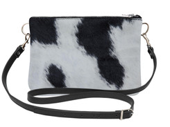 Large Cowhide Shoulder Bag LDRB124-21 (18cm x 23cm)