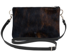 Large Cowhide Shoulder Bag LDRB126-21 (18cm x 23cm)