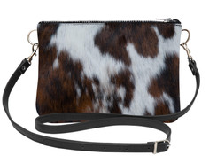 Large Cowhide Shoulder Bag LDRB132-21 (18cm x 23cm)