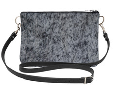 Large Cowhide Shoulder Bag LDRB134-21 (18cm x 23cm)