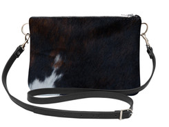 Large Cowhide Shoulder Bag LDRB136-21 (18cm x 23cm)