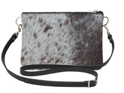 Large Cowhide Shoulder Bag LDRB137-21 (18cm x 23cm)
